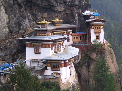 Bhutan - People and Places