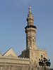 Minaret on the Umayyad Mosque