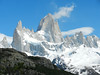 El Chalten : From El Calafate I took a bus to El Chalten. Unfortunately the weather turned bad, but I did have one clear day that I used to hike part of the Laguna de los Tres trail to see Mt. Fitz Roy. The next day I did a mini-tour to Lago del Desierto, but the weather was just too bad. For text go here: http://mytimetotravel.wordpress.com/2012/11/19/must-exercise-must-exercise/