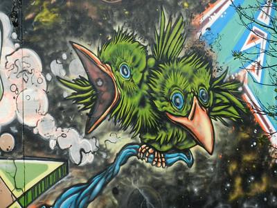 Buenos Aires: Street Art
