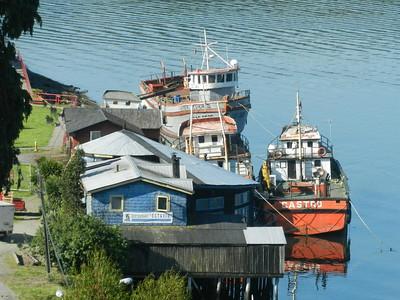 Castro, Chiloe Island
